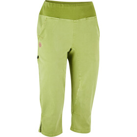 Edelrid Rope Rider 3/4 Broek Dames, lime